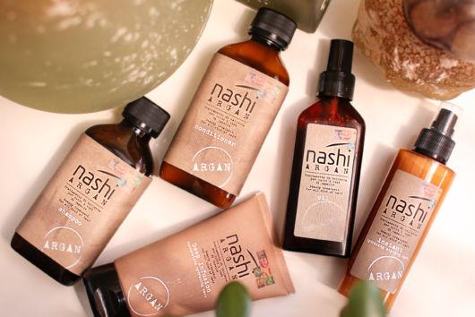 naturalne i organiczne kosmetyki do włosów nashi argan